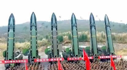 """""""Militares dos EUA em Taiwan serão destruídos primeiro"""" - mídia estatal chinesa"""