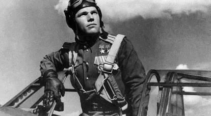 """Guerra aérea con los """"aliados"""": por qué Ivan Kozhedub derribó no solo a los alemanes"""