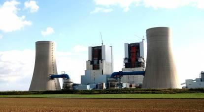 "Nuclear plant closure: Russia will earn on European ""atomophobia"""
