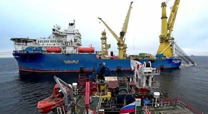 Finalización de Nord Stream 2: quién será el responsable del fiasco de Akademik Chersky
