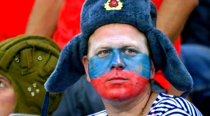Rusia sigue asombrando a los periodistas británicos