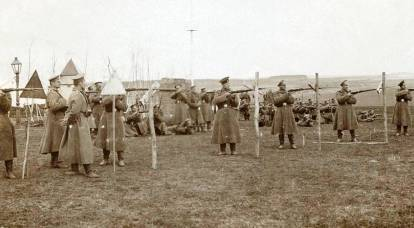 Life of Russian soldiers at the beginning of the twentieth century: Opinions of their commanders. Part II