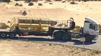 イスラエルと米国は、究極の迎撃ミサイルでロシアの超音速兵器を上回りたいと考えています