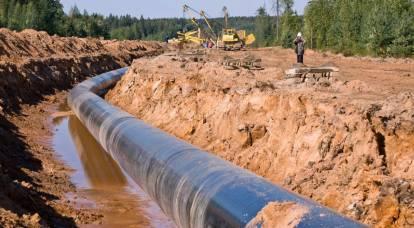 Em troca do fornecimento de hidrogênio, a Rússia pode receber dióxido de carbono da UE para descarte