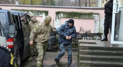 Ukrainian sailors finally talked about the Kerch provocation