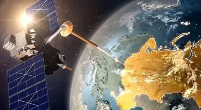 """俄罗斯被指控""""致盲""""两颗欧洲卫星"""