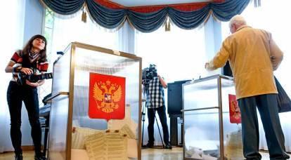 L'Ucraina interrompe le elezioni presidenziali in Russia