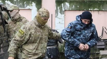 L'FSB ha raccontato cosa c'era sulle barche ucraine