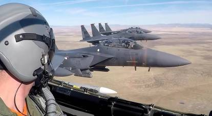 New F-15EX US Air Force can defend itself and all aircraft around