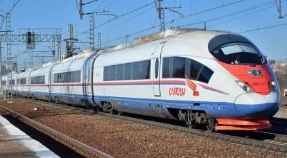 Los rusos serán transportados en trenes privados.