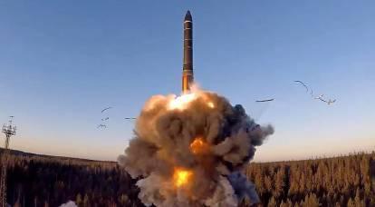 I russi hanno apprezzato la dichiarazione del Pentagono sulla prossima guerra nucleare con Mosca e Pechino