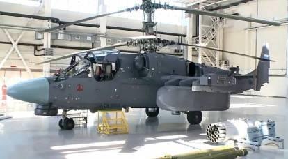 中国はロシアのKa-52Kの差し迫った購入をほのめかしている