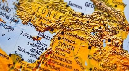 Reportagens da mídia sobre os preparativos para a entrega de 40 empresas sírias ao Irã