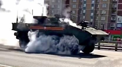 """""""Boomerang"""" en Moscú sorprendió a los rusos"""