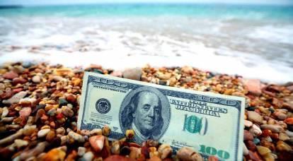L'offshore russo sta crescendo sullo sfondo delle società che rifiutano il dollaro