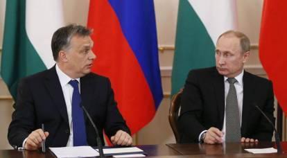 La Russia accusata di aver creato la minaccia ungherese