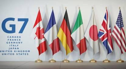 Il G7 ha adottato una dichiarazione sull'incidente nello stretto di Kerch
