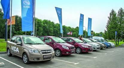 Il gigante dell'industria automobilistica ucraina sta arrivando