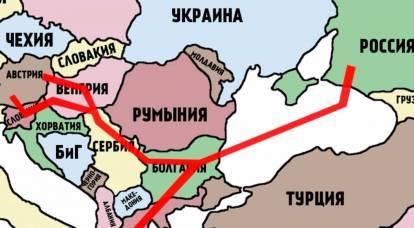 "Wie Washington Bulgarien mit South Stream ""umrahmte"""