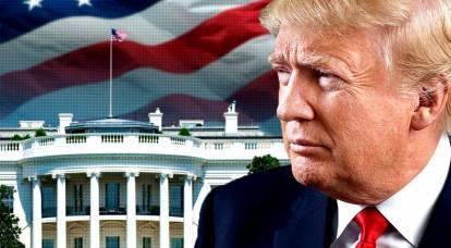 Lo sputo di Trump ha sconvolto gli europei