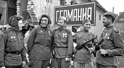 """Cómo los """"aliados"""" traicionaron a la URSS en 1945"""