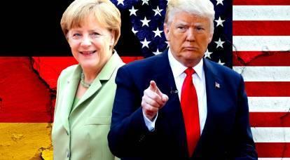 Germania - USA: è giunto il momento. Non abbiamo bisogno di sanzioni contro la Federazione Russa