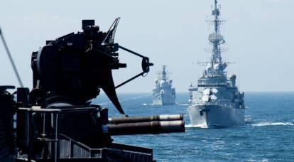 Riuscirà la flotta baltica a portare la Gran Bretagna sul ring?