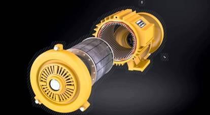 ロシアは超高速スーパーエンジンを準備しています