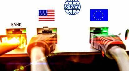 La Russia ha interrotto i piani dell'Occidente per disabilitare SWIFT