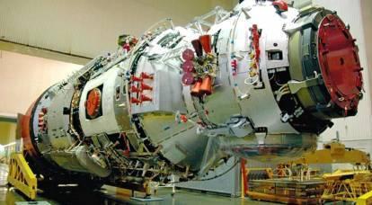 Il lancio potrebbe essere posticipato: MLM Nauka ha i prossimi problemi