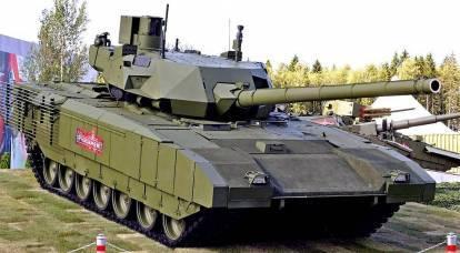 Perché il carro armato russo T-14 Armata ha un grande futuro?