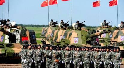 Il giorno in cui la Cina attacca la Russia