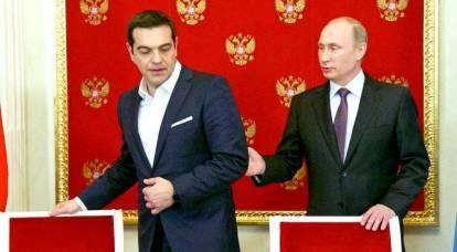 Perché la Grecia si è improvvisamente rivolta contro la Russia?
