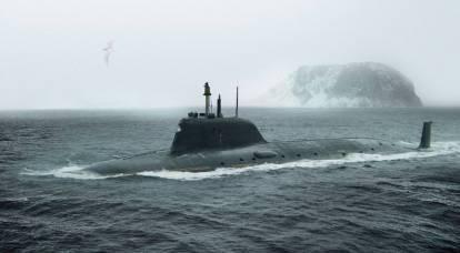 米国では、ロシアの「アッシュ」の数人だけがXNUMXつの空母グループを沈めることができると考えられています