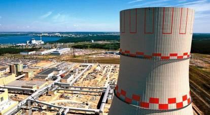 Centrale nucleare bielorussa: i Balts hanno deciso di finire da soli
