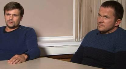 London demands sanctions against GRU leadership