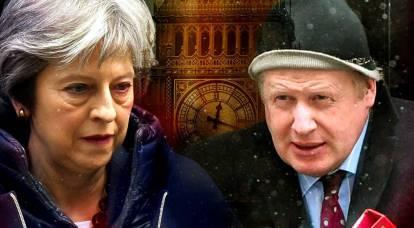Británico: ¡Rusos, perdónanos!
