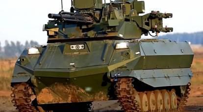 """L'""""Armata Rossa robotica"""" russa ha allertato l'Occidente"""