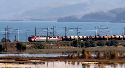 """""""Incidente transiberiano"""": por qué el colapso del servicio ferroviario es peligroso para Rusia"""