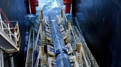 Come Gazprom ha superato se stesso con Nord Stream 2
