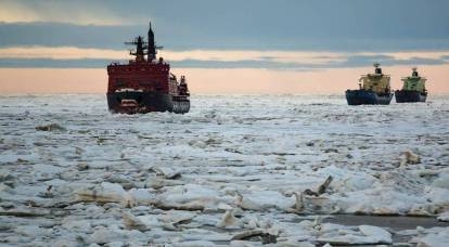 The volume of traffic along the Northern Sea Route will increase ten times