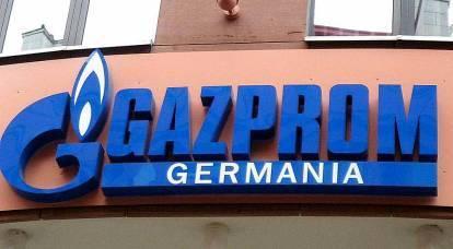 Gazprom começou a perder lucros devido aos altos preços na Europa