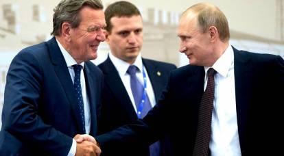 Kiev ha preso le armi contro i tedeschi per amicizia con la Russia: introdurre sanzioni contro di loro!