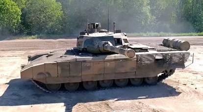 """In Ucraina si è parlato di un """"carro armato virtuale"""" in grado di sconfiggere gli """"Armata"""""""