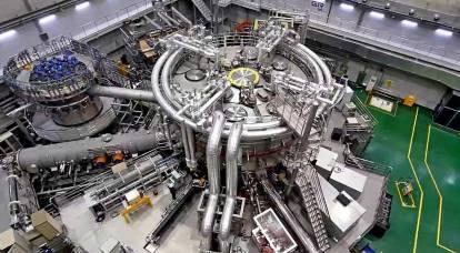 Der leistungsstärkste Neutronenreaktor der Welt wurde in Russland gestartet