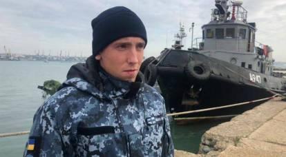"""""""Shoot back"""": i marinai ucraini hanno parlato degli ordini del comando"""