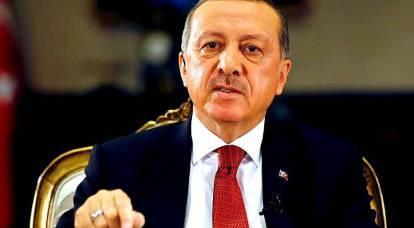 Erdogan está listo para mover a Rusia en Siria