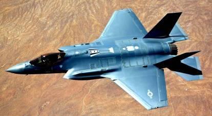 I caccia israeliani F-35 hanno ingannato i radar russi in Siria
