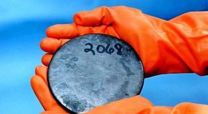 """La Russia ha portato un """"martello all'uranio"""" sugli Stati Uniti"""