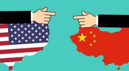"""USA beginnen mit """"wirtschaftlicher Strangulation"""" Chinas"""